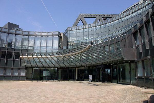 Landtag Düsseldorf - Eingangsbereich